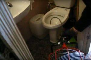 Прочистка канализационных труб Одесса