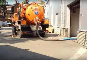 Откачка жидких отходов Одесса