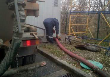 Прочистить канализацию цена