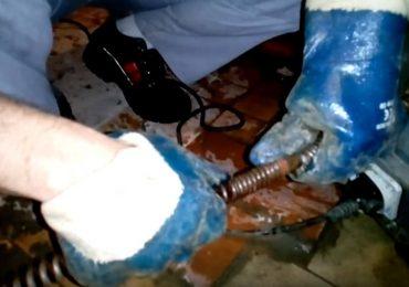 Прочистить канализационные трубы частном доме